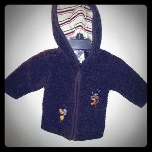 Disney baby infant fleece
